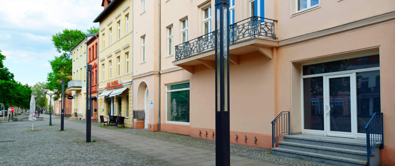 Standort Lübben, Bürogebäude BTB-Steuerberatungs mbH